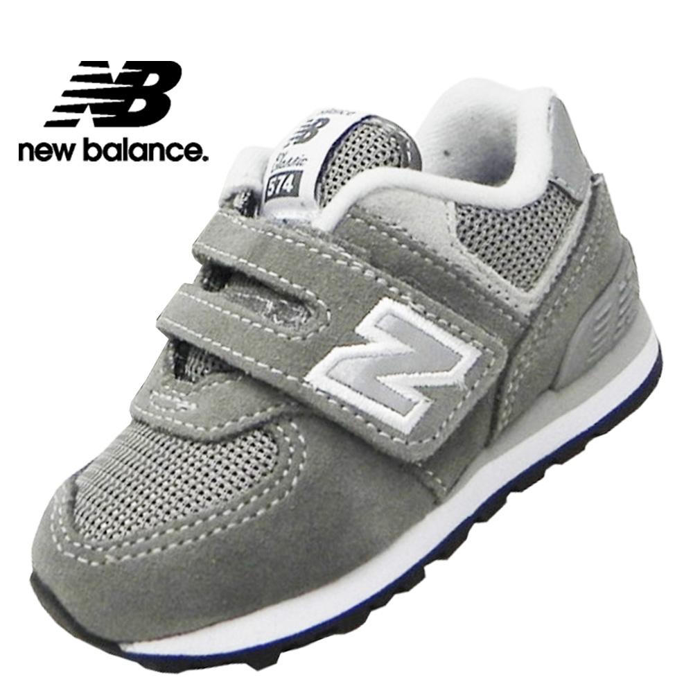 뉴발란스 [슈즈네][정품] IV574GG 그레이 아동화 운동화 영유아동 신발 남여공용 미국직배송