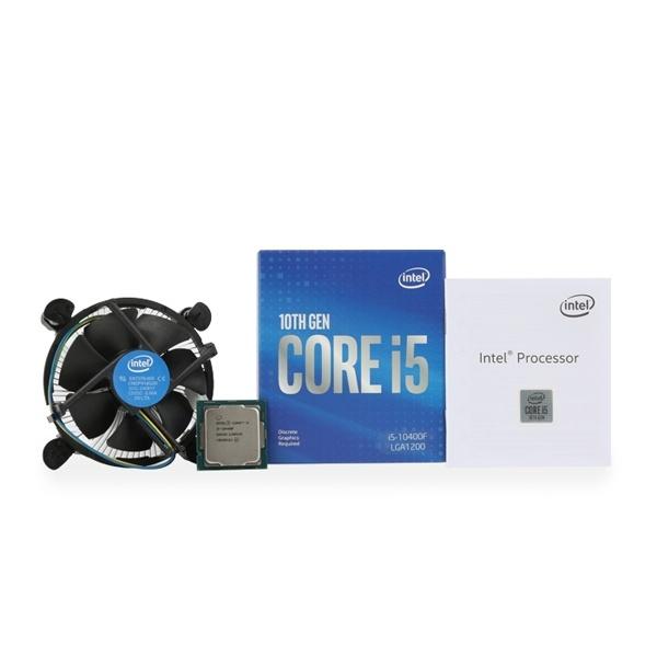 인텔 코어i5-10세대 10400F (코멧레이크S/정품박스)