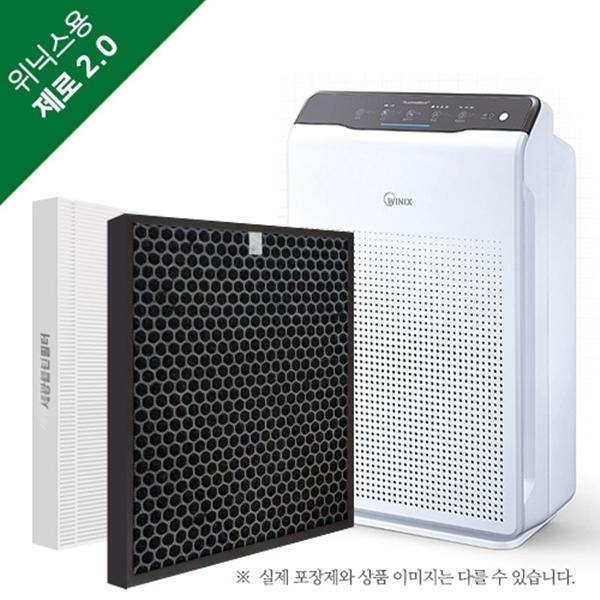위닉스 공기청정기 호환용필터 제로2.0 AZBE380-HWK