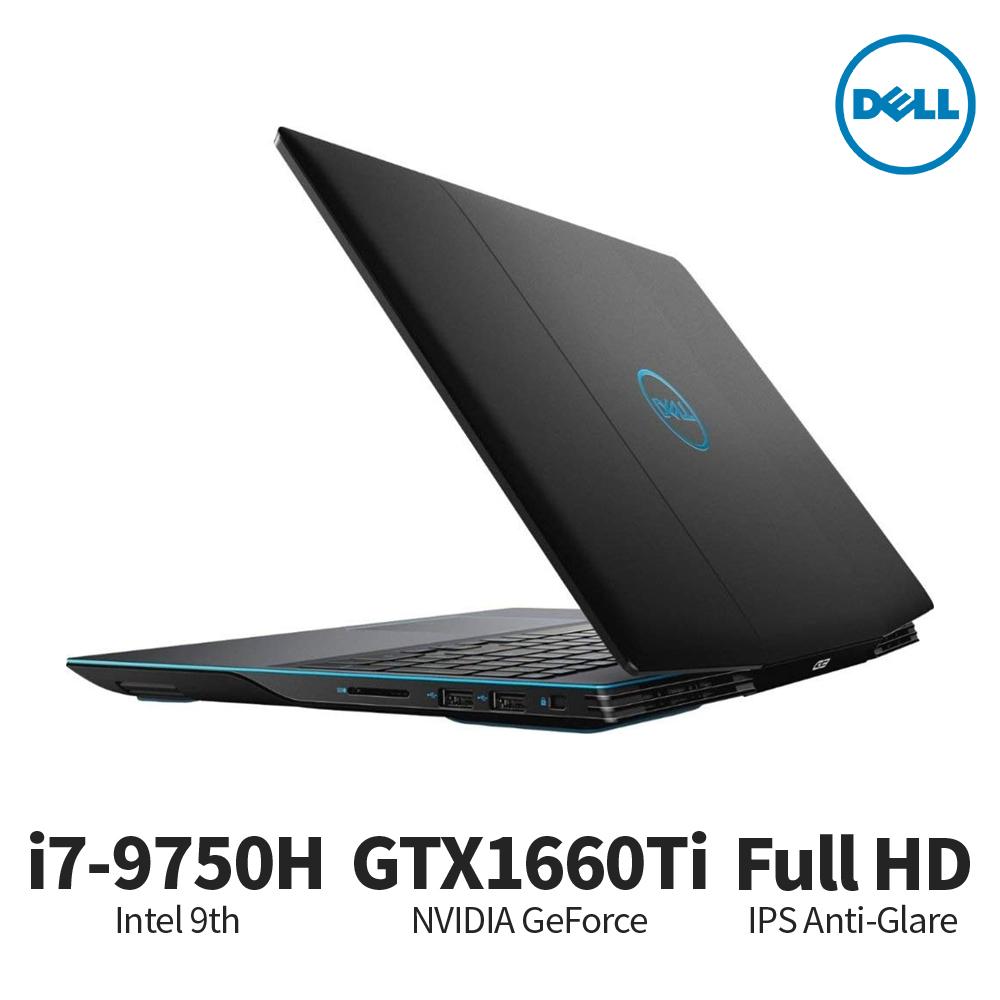 DELL G3 15 3590 D004KR/i7-9750H/GTX1660Ti/16GB/SSD