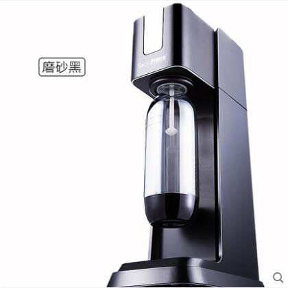 탄산수제조기 자동 소다 기탄산 기가능 음료 미니 가정용 버튼한개 발포 스스로제작, 기본