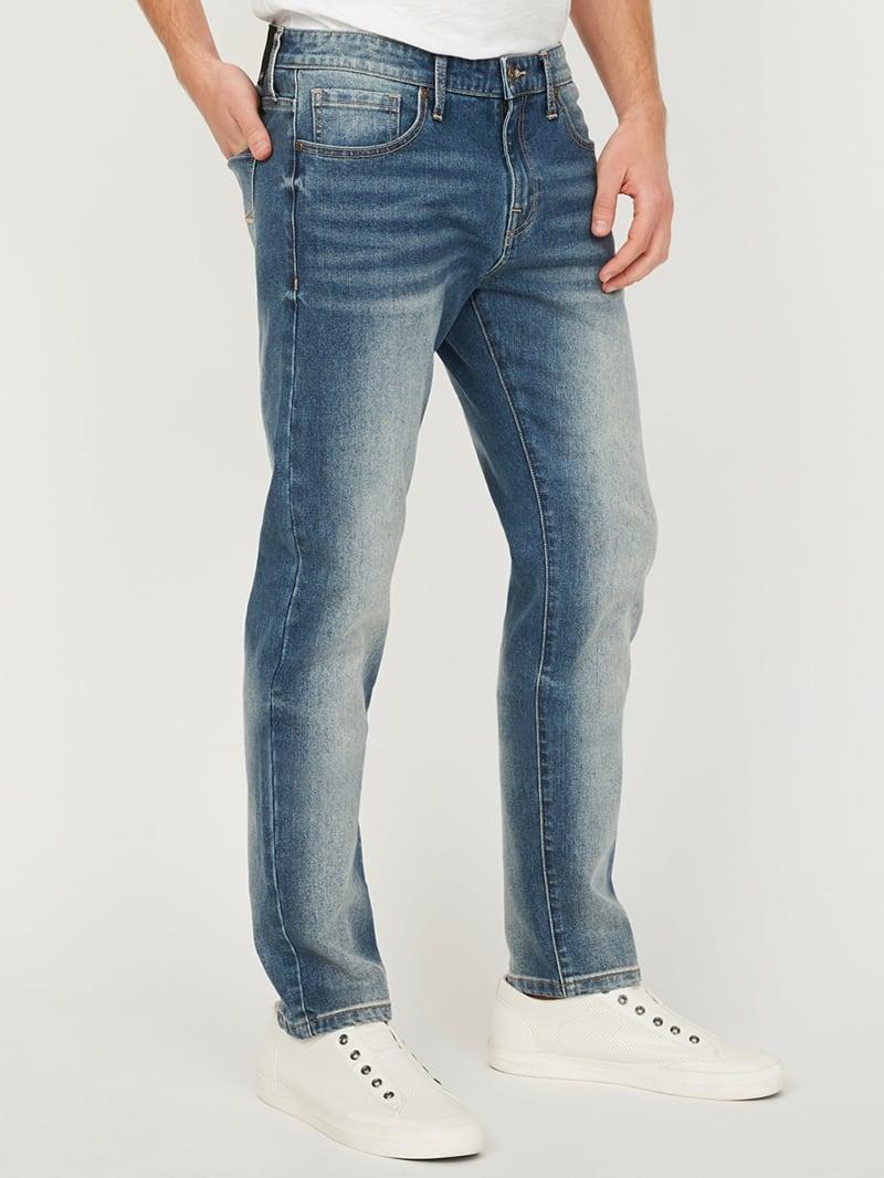 [게스][남성]Crescent Straight-Leg Jeans바지/청바지/데님팬츠