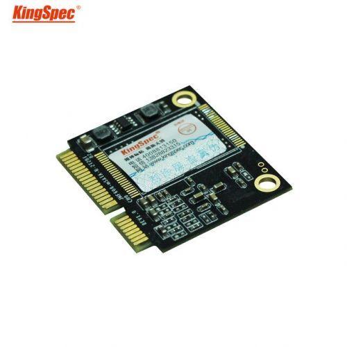 [해외] ACSC2M032MSH KINGSPEC 미니 PCIE 반 MSATA SSD 32 기가바이트 SATA IIIII 모듈 SSD 솔리드 스테이트 하드 드라이브 MSATA 노트북, 32GB