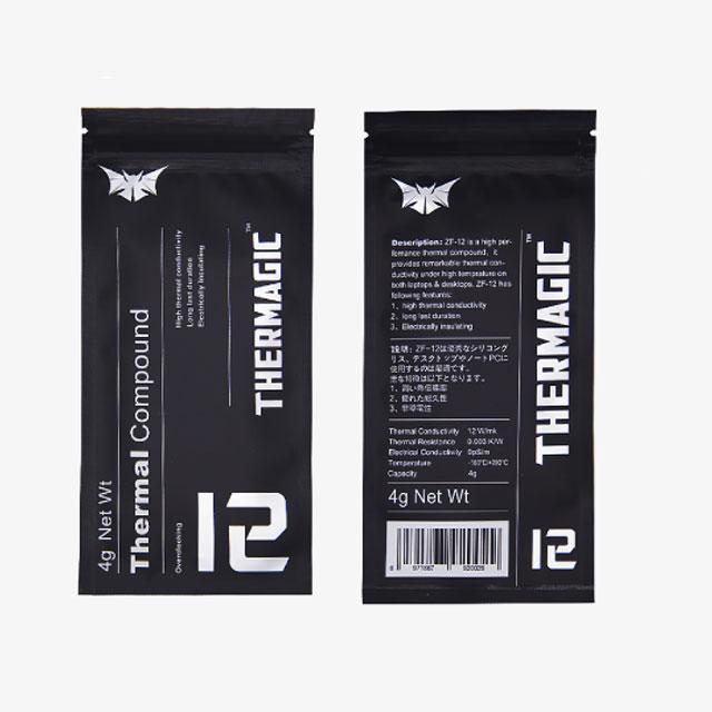 thermalmagic Thermagic ZF-12 8G 프리미엄 서멀구리스 오버클럭, 단일상품