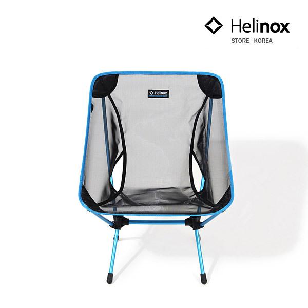 [Helinox] 헬리녹스 썸머키트 체어 원 블랙 - 메쉬스킨/통기성/착석감, 상세 설명 참조