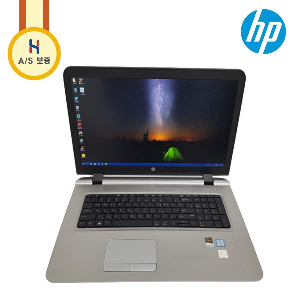 17인치 대화면 디스플레이 외장그래픽탑재!! (램8기가 SSD256G) HP i5 프리미엄 노트북 (A급상태), 기본(램 8G+저장장치 256G)