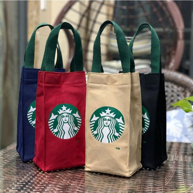 스타벅스 미니가방 - 4color 물병가방 보조가방