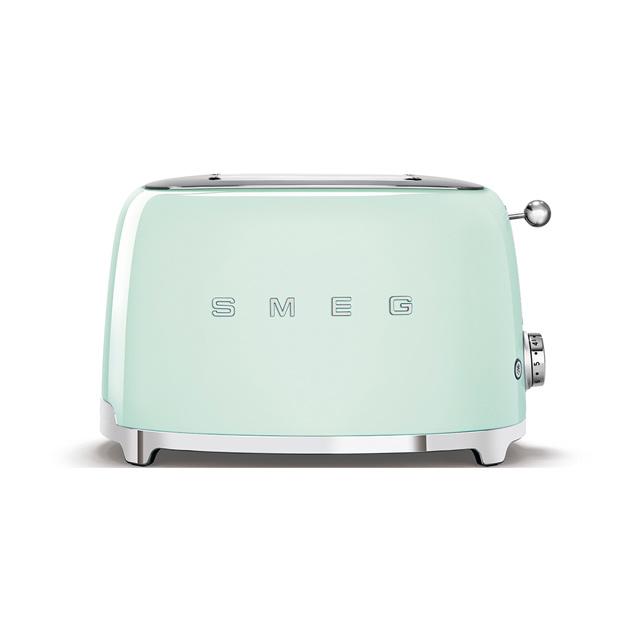 스메그 토스터기 TSF01 파스텔 그린