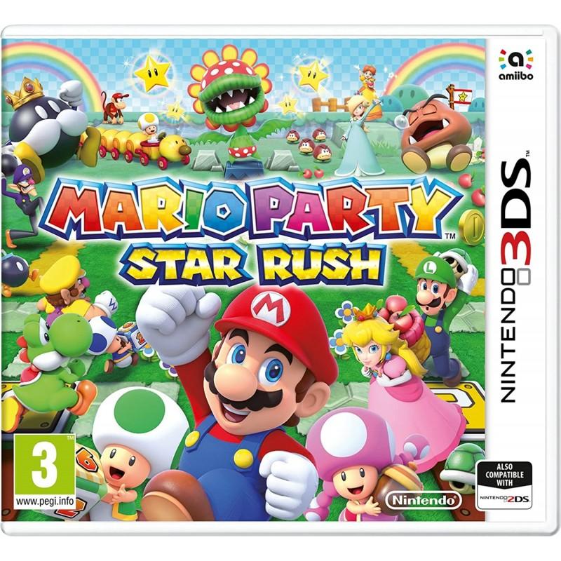 마리오 파티: 닌텐도 3DS스타 러쉬, 1, 단일상품