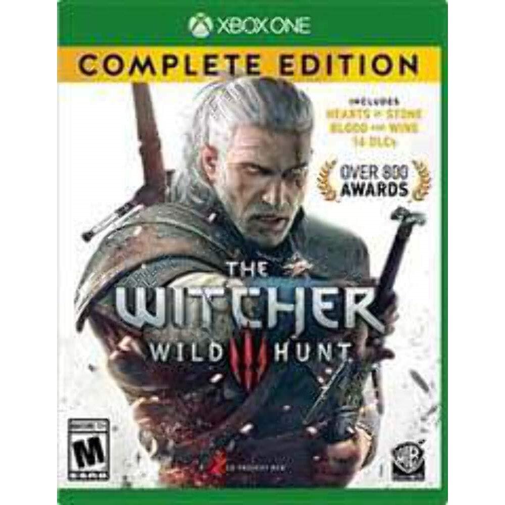 더 위쳐 3 와일드 헌트 Witcher 3 Wild Hunt Complete Edition - Xbox One, 단일상품