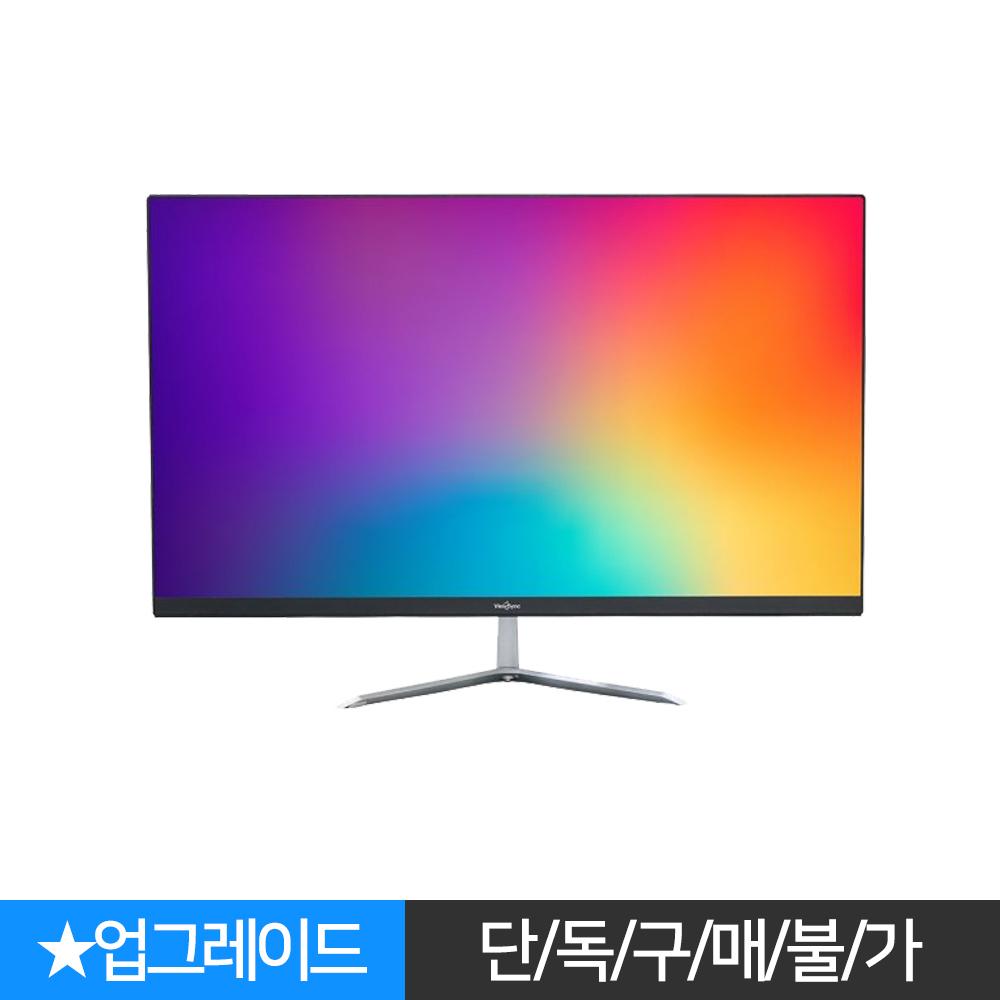 게이밍 프리미엄 조립 PC 10세대 식스팬/i5-10400F/16GB/SSD240GB/GTX1660, 01▷중소 24인치 LED 모니터 75Hz, 모니터