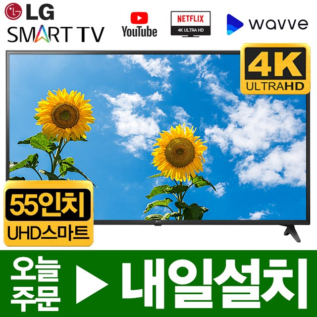 lg 스마트 tv 55인치 추천 최저가 실시간 BEST
