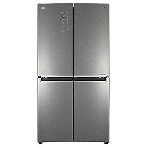 LG전자 F871SN55E 더블매직스페이스 1등급 4도어 냉장고 3~4주 소요, 모델/F871SN55E