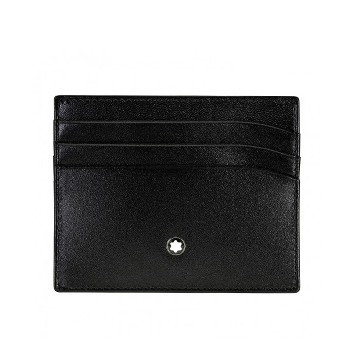 MONTBLANC 몽블랑 카드케이스 106653 블랙 남성 카드지갑
