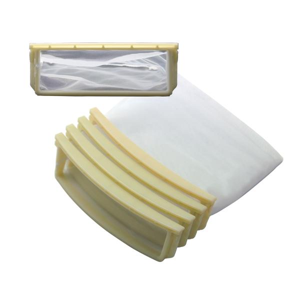 삼성 세탁기 거름망 먼지거름망 통돌이 먼지망 세탁망, 1개, 10개-14-1544027942