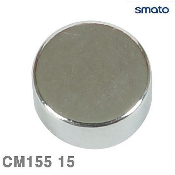 노멜스토어 스마토 자석 CM155 15 5 1판-4EA 묶음 10판 메모 문구자석
