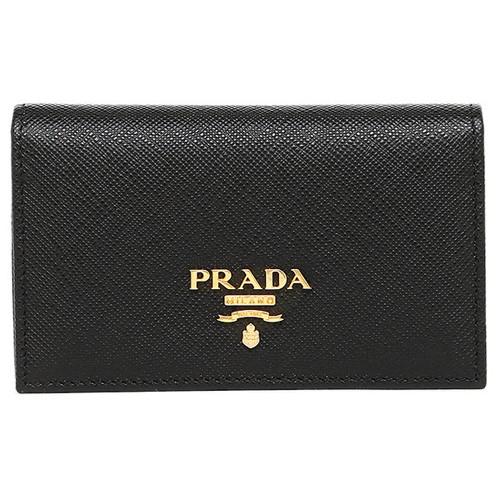 프라다 명함/카드지갑 1MC122 QWA F0002 블랙