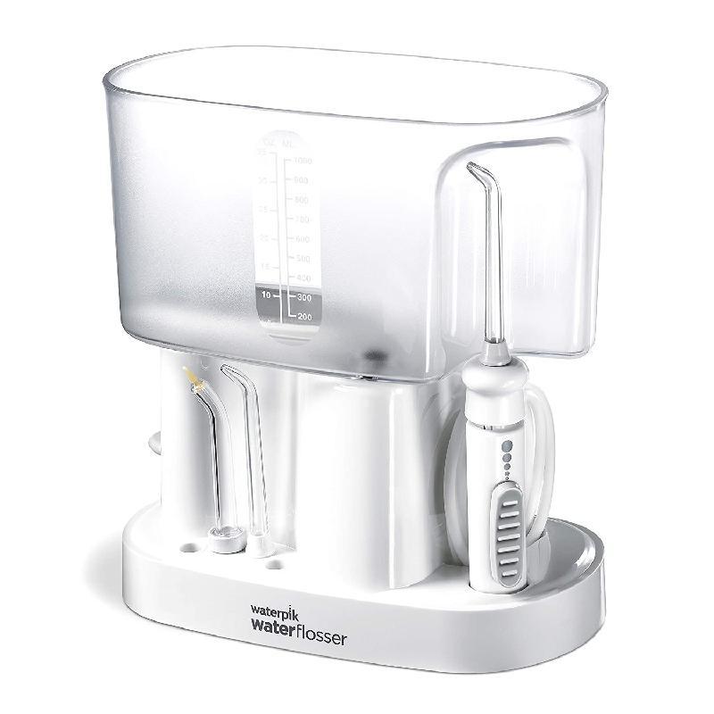 Waterpik 워터픽 물양치 물치실 스케일링 구강세정기 WP72 흰색, 단일상품