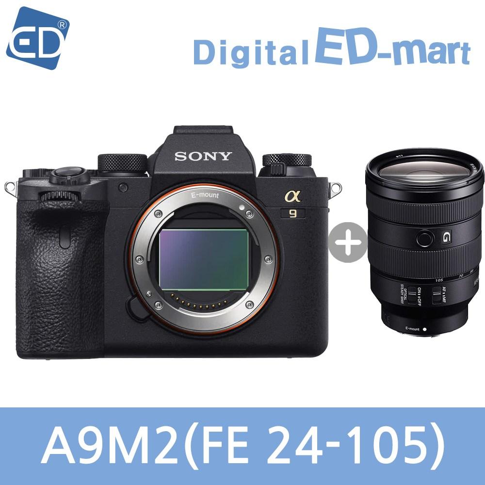 소니 A9M2 미러리스카메라, 10 소니정품A9M2 / FE 24-105mm F4 G OSS 액정필름