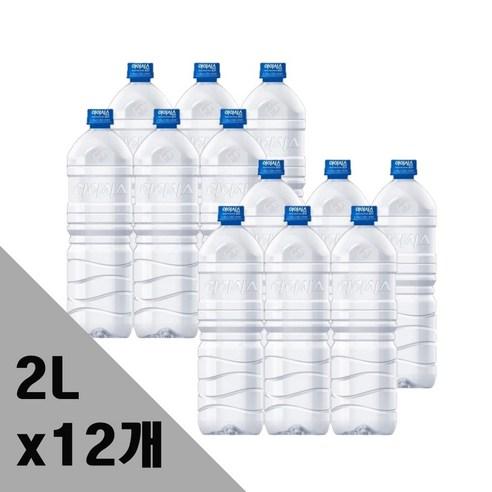 아이시스 ECO 무라벨 2L x 12개 2L 생수 2L 아이시스 2리터 먹는샘물 아이시스 무라벨 2L 아이시스 에코 2L 라벨없는 생수 아이리스 생수, 36개