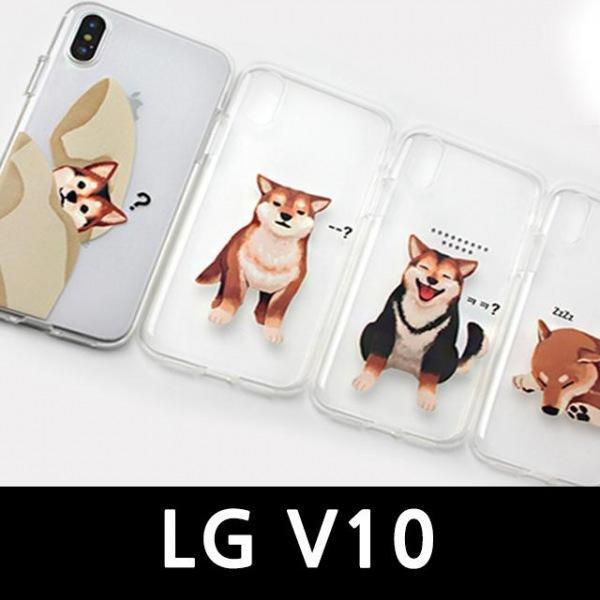 얀케이스 LG V10 똥꼬발랄 젤리케이스 qz228 F600