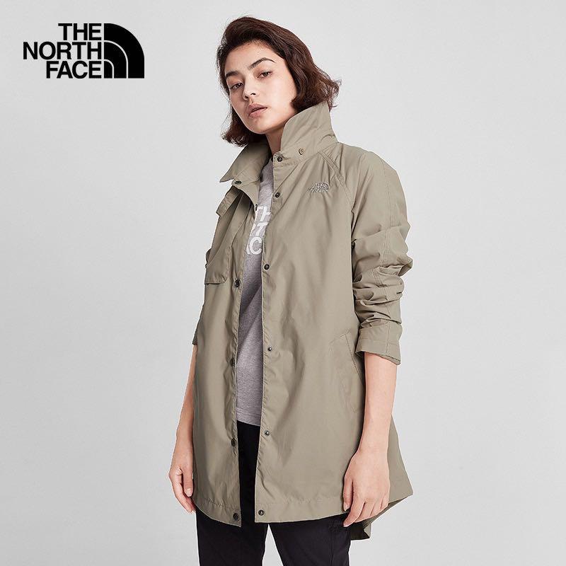 노스페이스 여성 방수 바람막이 자켓