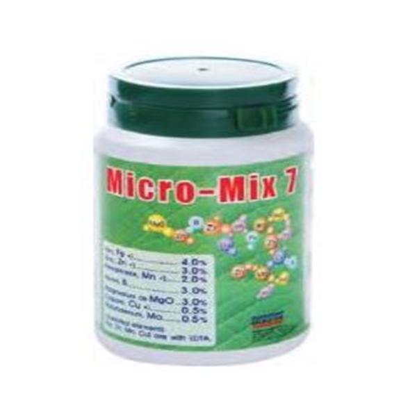 마이크로믹스7 200g 뿌리발근 식물영양제 스페인산 화훼류 색상 발현 비대 상품성향상