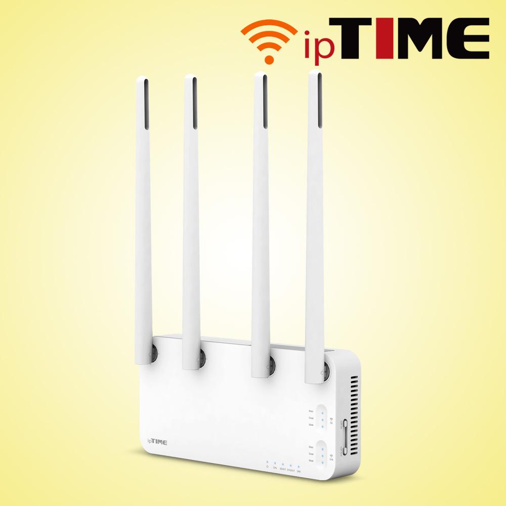 아이피타임 ipTIME Extender-A8 와이파이 이지메시 확장기 무선AP 외장안테나