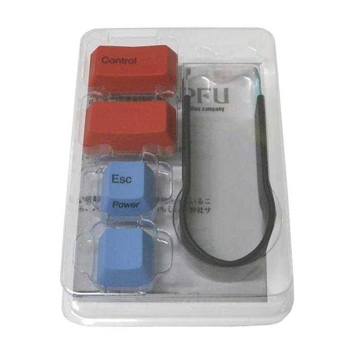 해피해킹 키보드 키톱 키캡 세트 PD-KB400KT01 / PFU HHKB Color Key Top Set PD-KB400KT01, 단일옵션, 단일색상