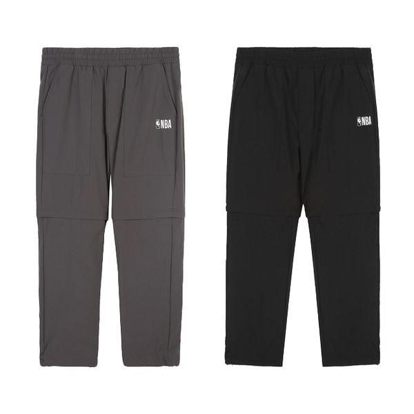 [갤러리아] NBA[NBA] 남녀공용 디테쳐블 화섬 팬츠 (N212PT102P)