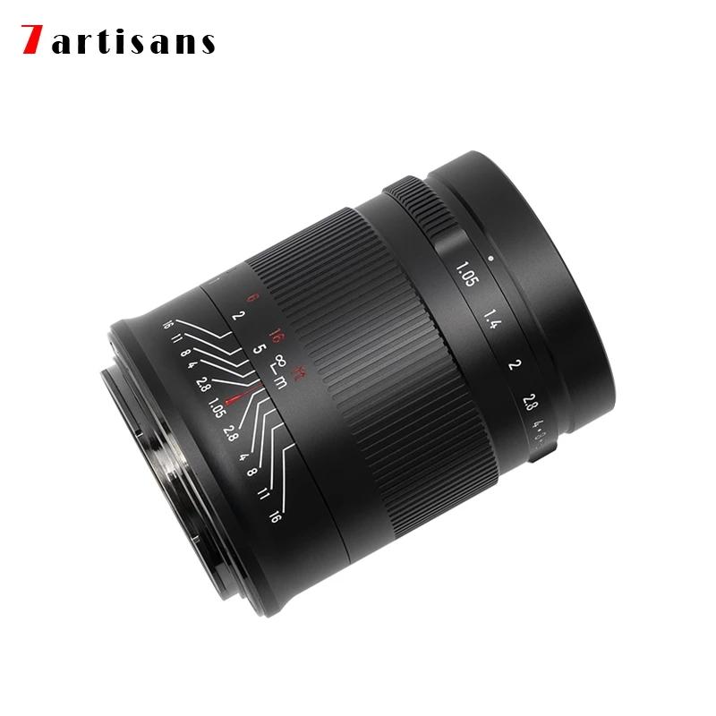 7장인 50mm f1.05 7아티산 7artisans 풀프레임 미러리스 단렌즈 캐논RF 니콘 Z 소니 eos-R E 마운트 mount 야경 렌즈, E mount