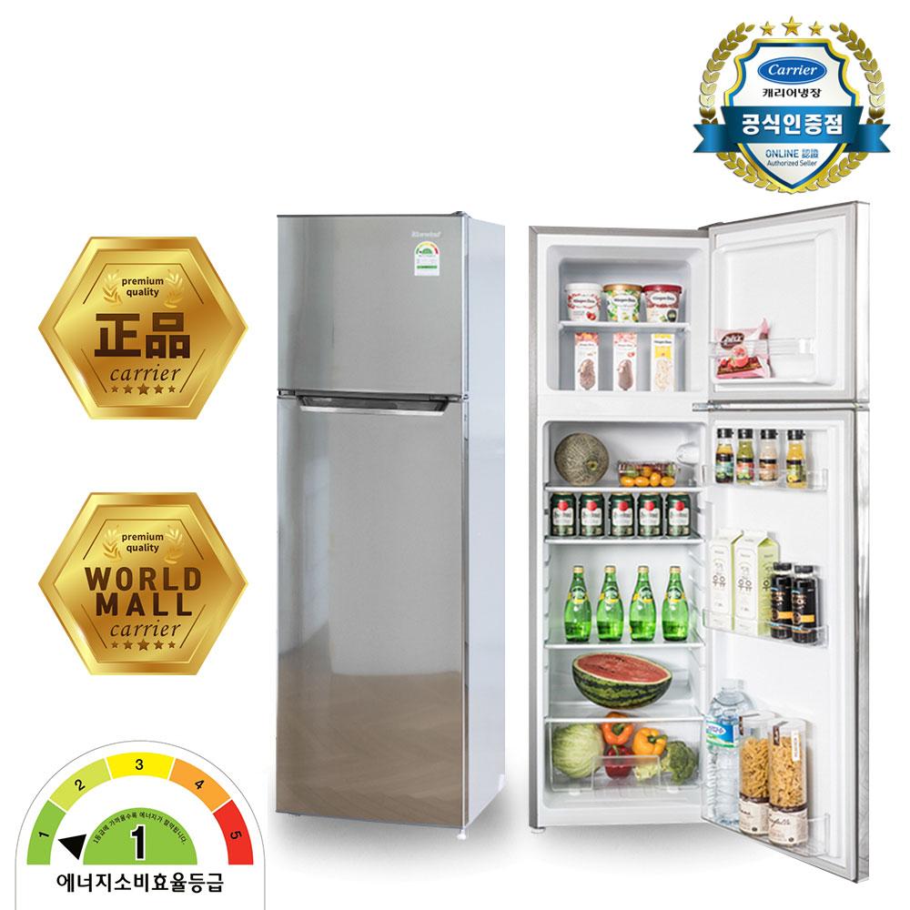 캐리어 냉장고 소형 미니 냉장고 092L 138L 168L, 소형냉장고