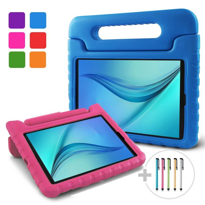 오젬 갤럭시탭E 8.0 태블릿PC 어린이안전 에바폼케이스, 그린