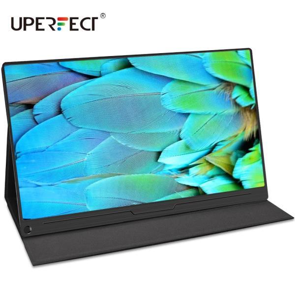 휴대용 포터블 모니터 터치 UPERFECT 15.6 4K USB TypeC IPS 스크린 휴대용 모니터 Ps4 스위치 Xbox 화웨이, 01 호주_01 1080P 156A08