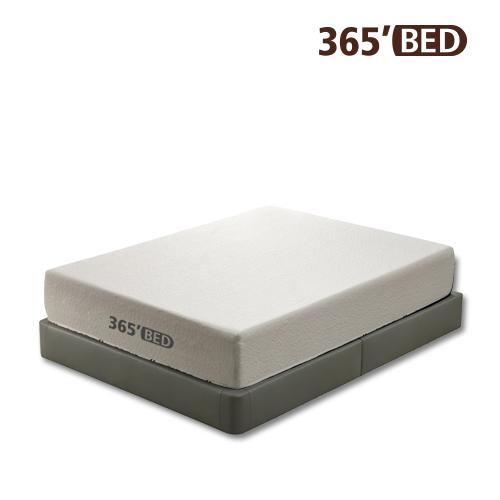 365BED 무중력 템포 메모리폼 매트리스 슈퍼싱글 / 퀸 / 킹 / 슈퍼킹, 02_T19