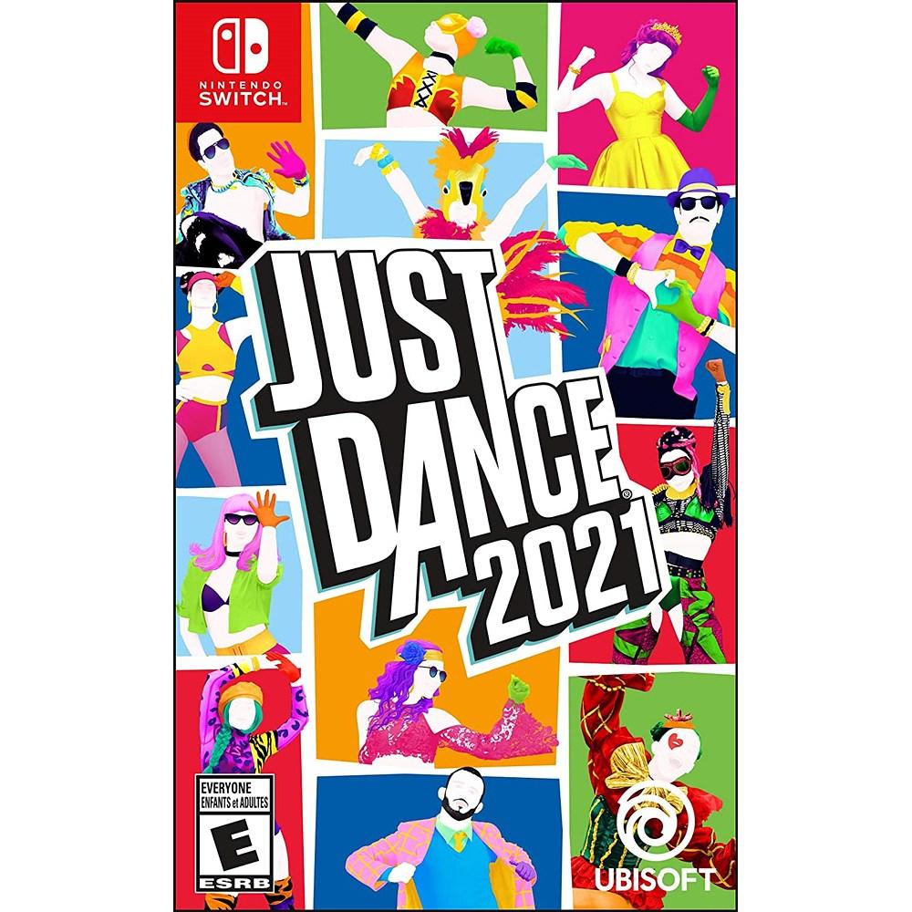 예약구매: 저스트 댄스 Just Dance 2021 발매 11.12 - 닌텐도 스위치, 단일상품