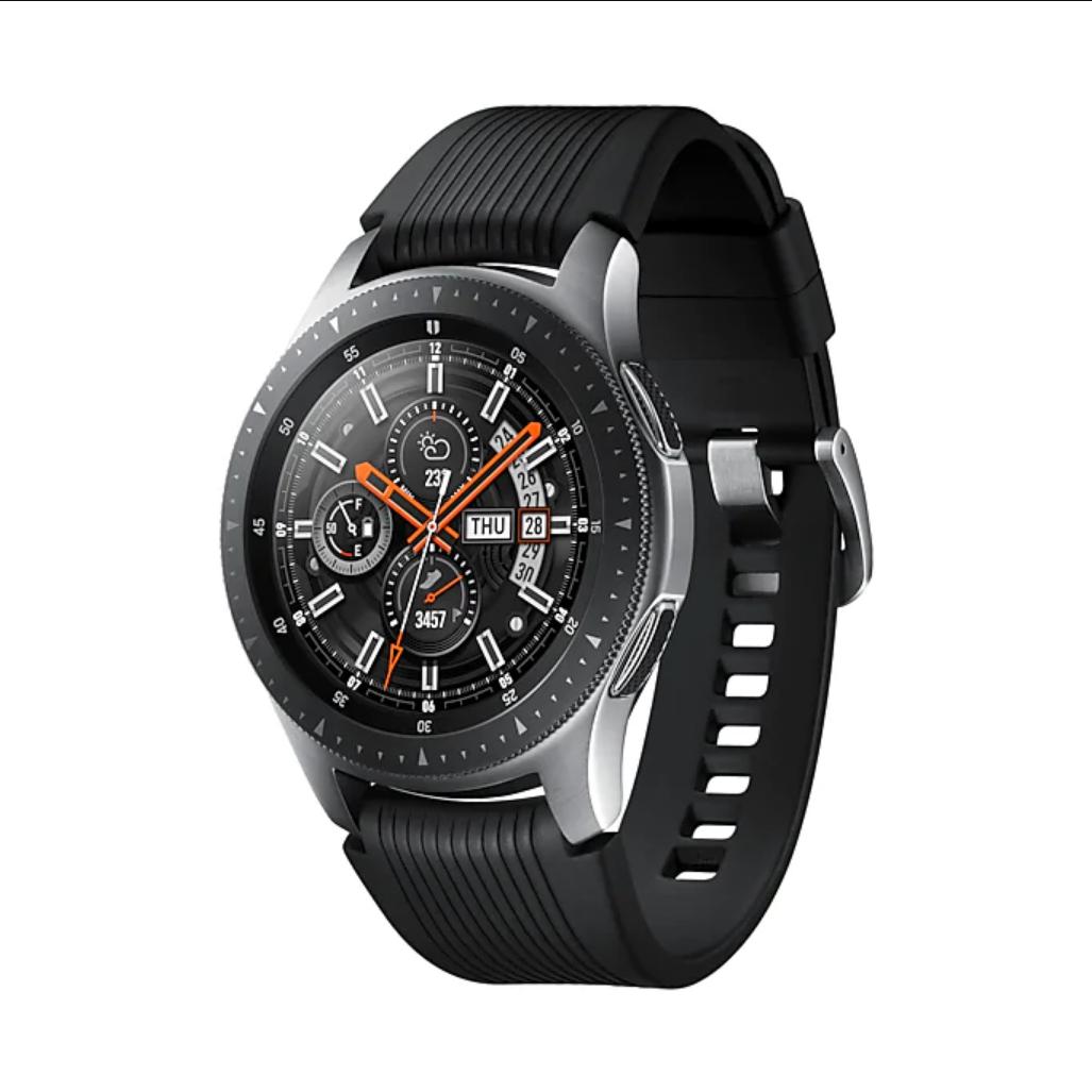 삼성전자 갤럭시 워치 46mm 블랙새상품 (Samsung Galaxy Watch 46mm)