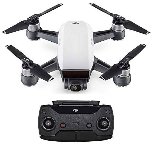 DJI Spark with 리모컨 원격 Combo (White) DJI Spark with Remote Control