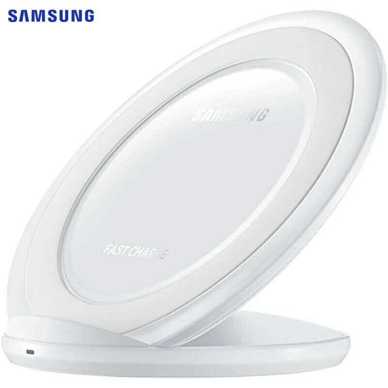 SAMSUNG GALAXY S9 PLUS S10 + NOTE 9 NOTE10 PLUS S7 EDGE S8 S9 + EP-NG930 용 삼성 고속 무선 충전기 충전 패드, 러시아|White (POP 5702257099)