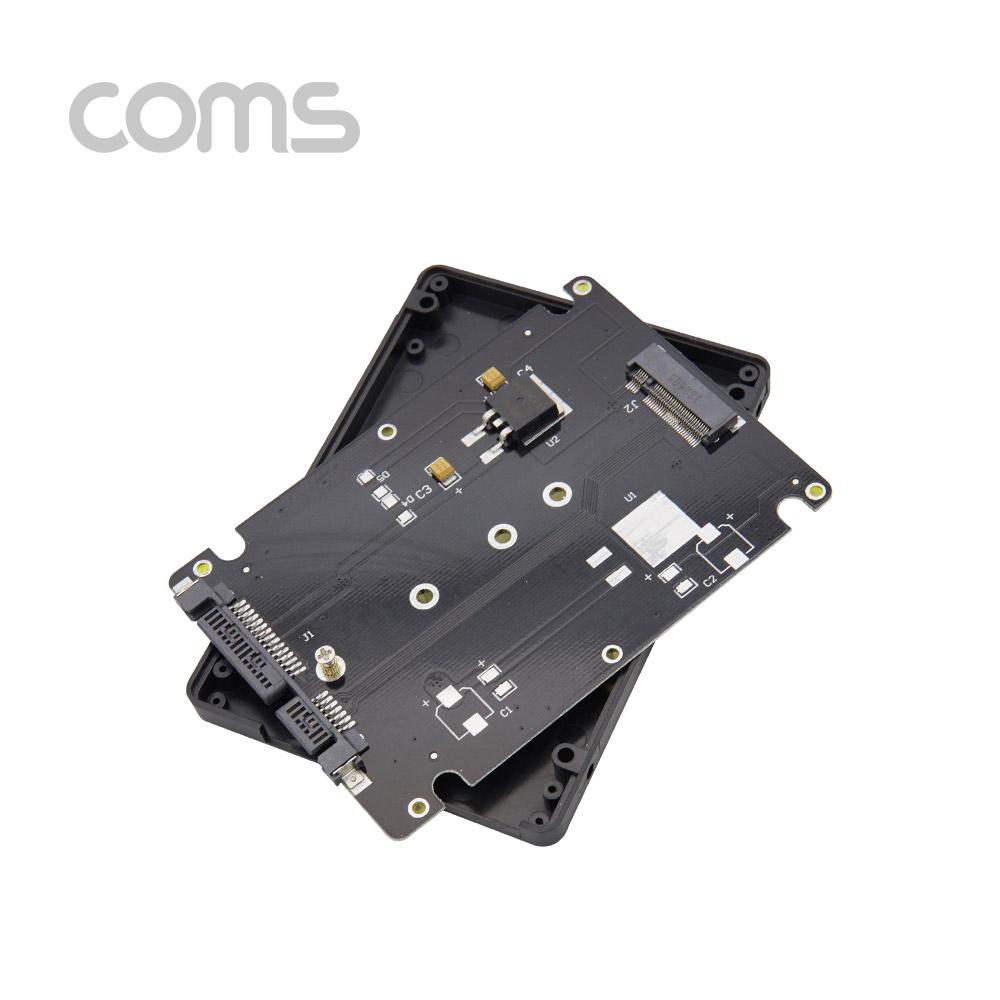 ksw63905 SATA 컨버터 M.2 2.5 케이스 M.2(NGFF) ir848 변환, 1, 본 상품 선택