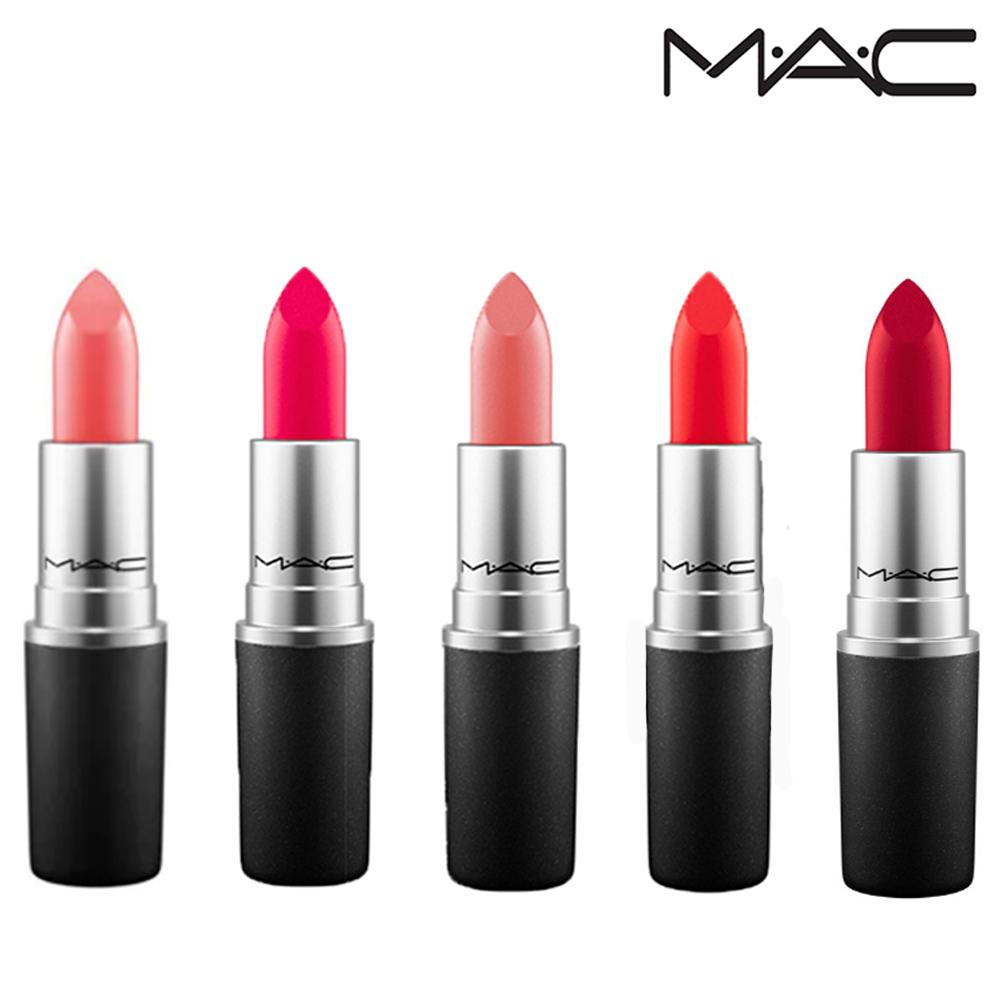맥 립스틱 MAC 3g 100%정품 정품아닐시 200% 보상, 1개, 옵션 13. 칠리