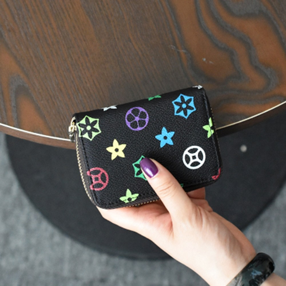 kirahosi 여성 카드지갑 가죽카드지갑 명품카드지갑 9호 + 덧신 증정 AG5utygg