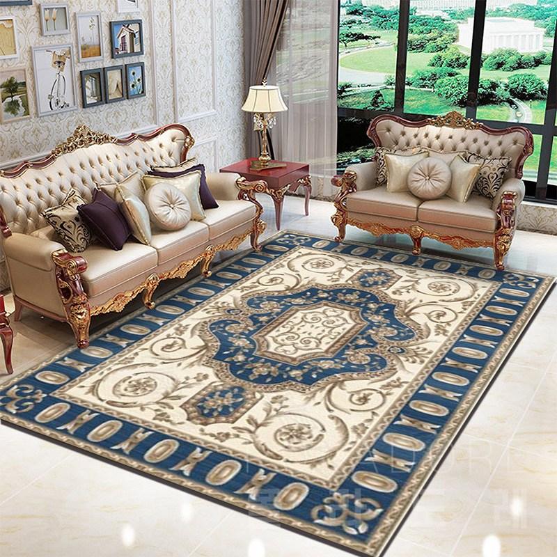 거실 카페트 대형 바닥 매트 특대형 거실 러그 카펫, 44-O타입(160cmX230cm)