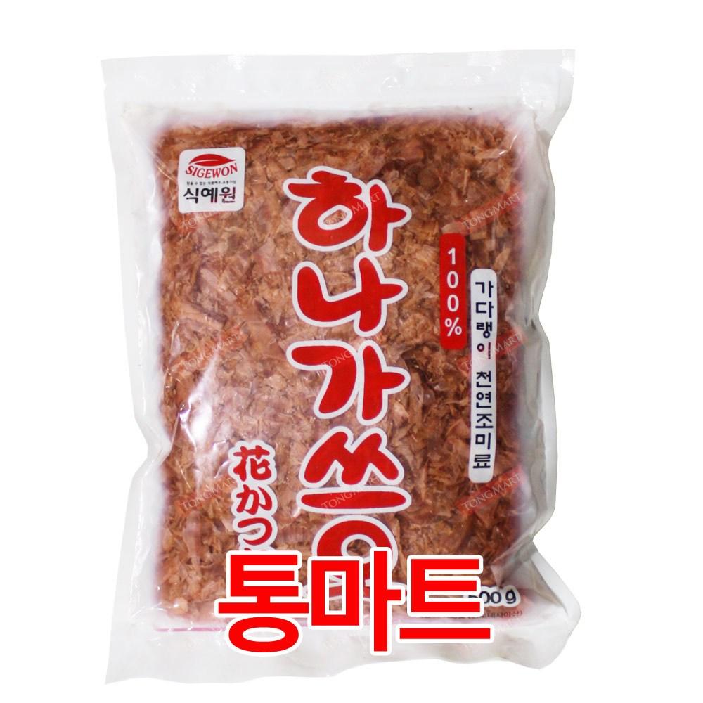 통마트-식자재마트- 참한식품 하나가쓰오부시 실온 500g, 1개
