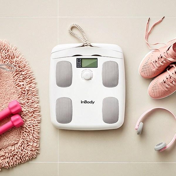 인바디 [인바디] 체지방 측정 스마트 체중계 다이얼 H20B, 단일상품, 기타