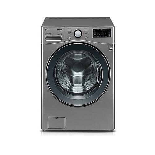 LG전자 F18VDP 드럼세탁기 18kg 인버터DD모터 6모션 모던 스테인리스, 세탁기/세탁기