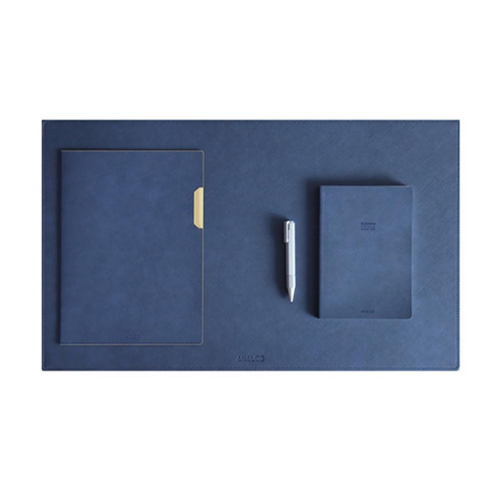 책상정리 양면 데스크 매트 L/그+네 책상깔개 마우스장패드 키보드매트