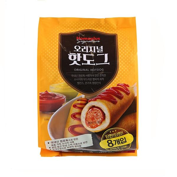 시그니처 오리지널 핫도그 600g, 아이스팩 포장, 단일상품