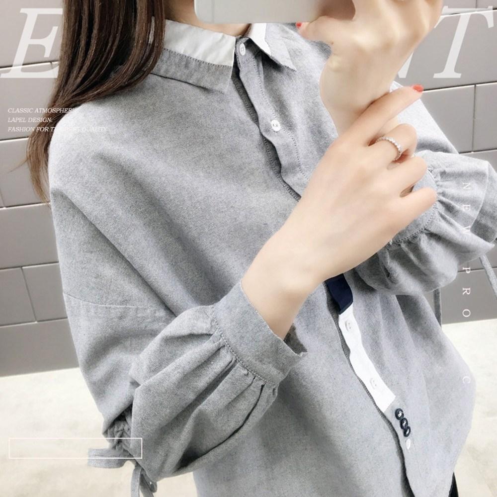 S 겨울 여성셔츠 빅사이즈 남방 블라우스 CSE05A