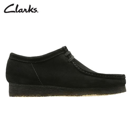 클락스 CLARKS 클락스 왈라비_26133279 Black suded